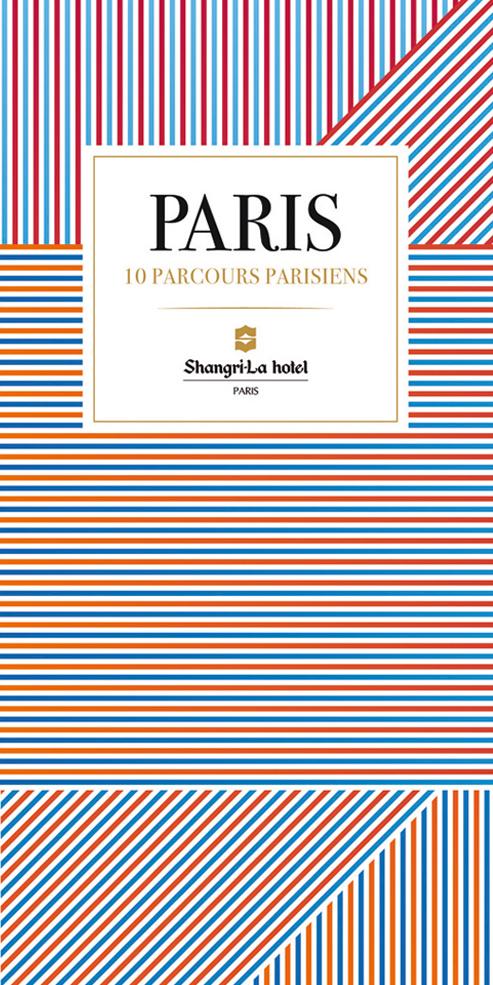 City guide Shangri-La Hotel, Paris