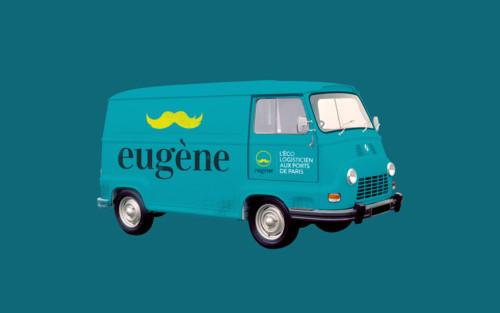 Eugène, transport multi modal