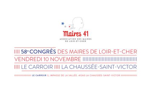 Association des maires de Loir-et-Cher
