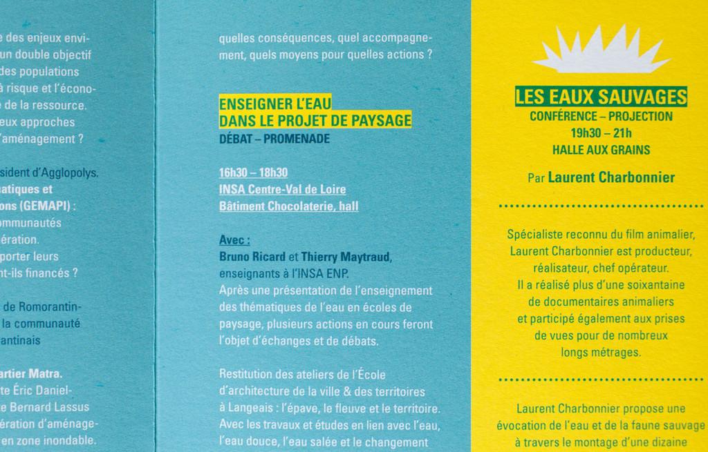 Biennale Nature & Paysage, l'eau, Blois_3