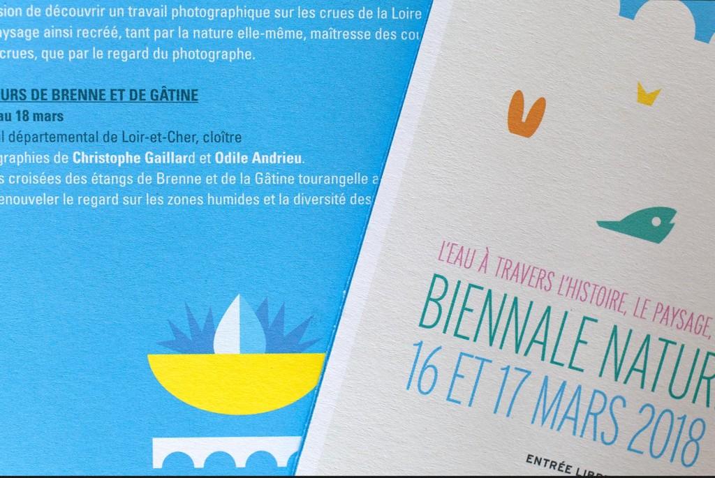 Biennale Nature & Paysage, l'eau, Blois_2