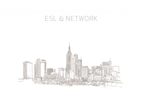 ESL & Network / Édition