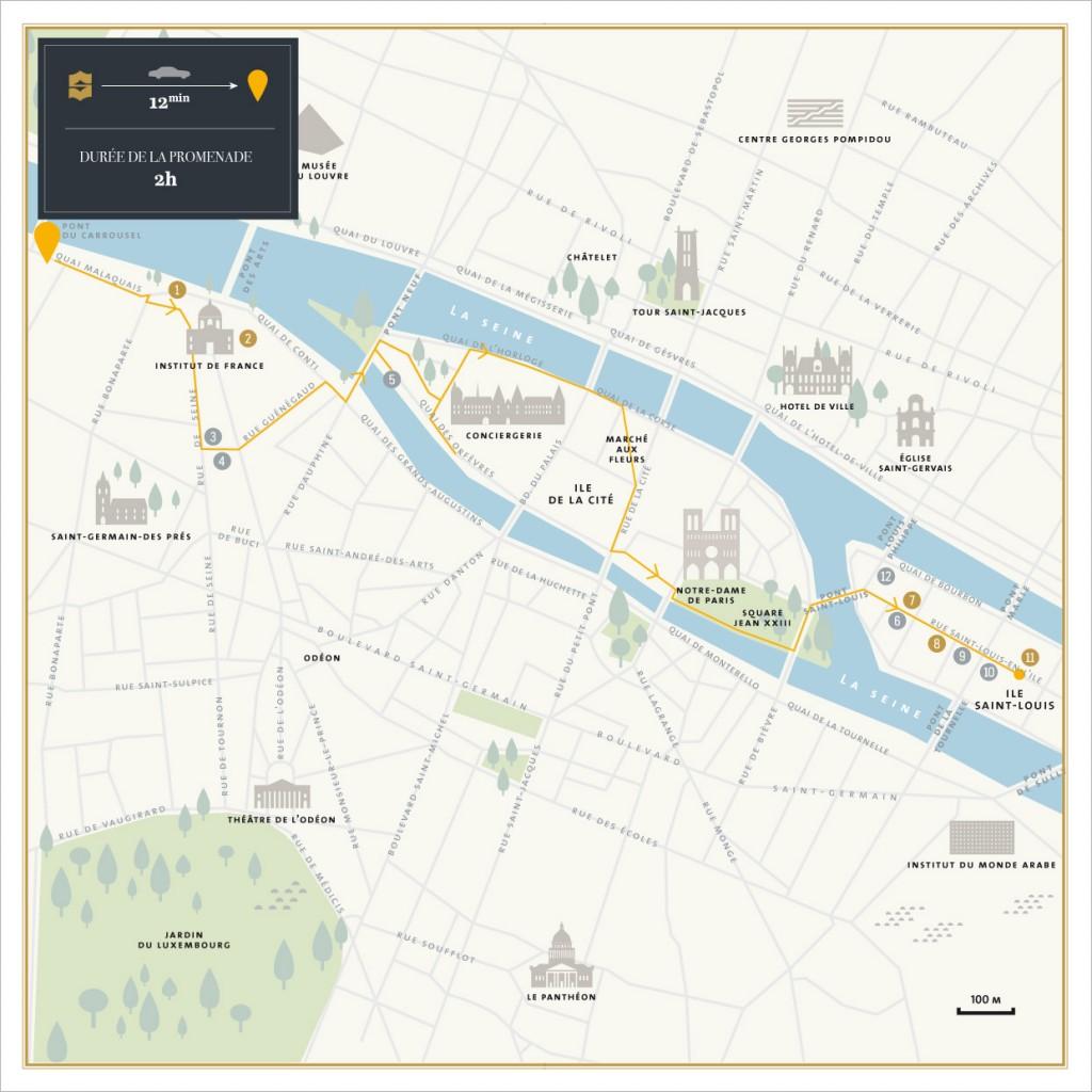 City guide Shangri-La Hotel, Paris_4